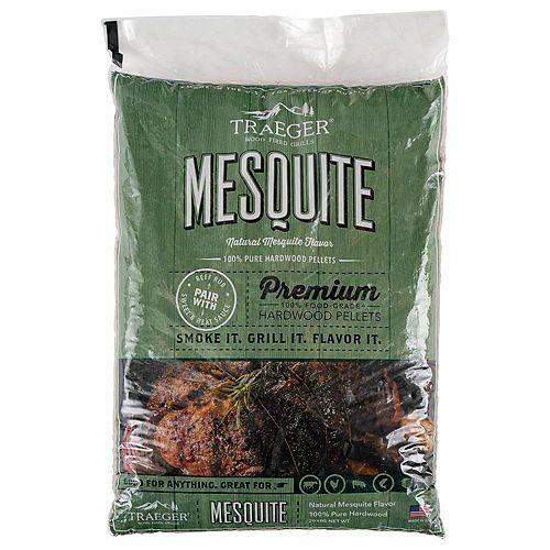 Mesquite Pellets (20 lb.)