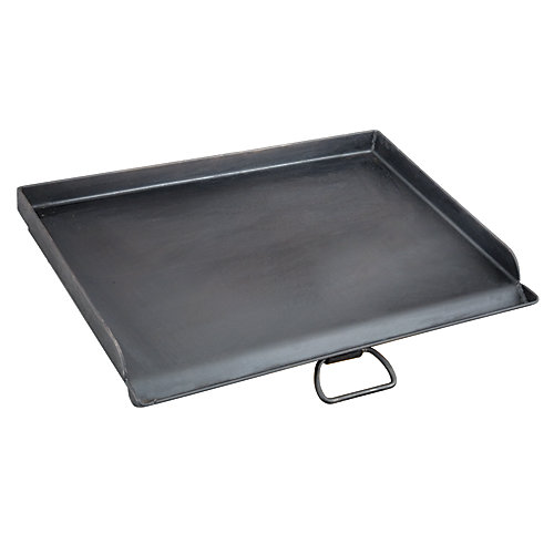 Professional 16-inch x 24-inch Flat Top Griddle
