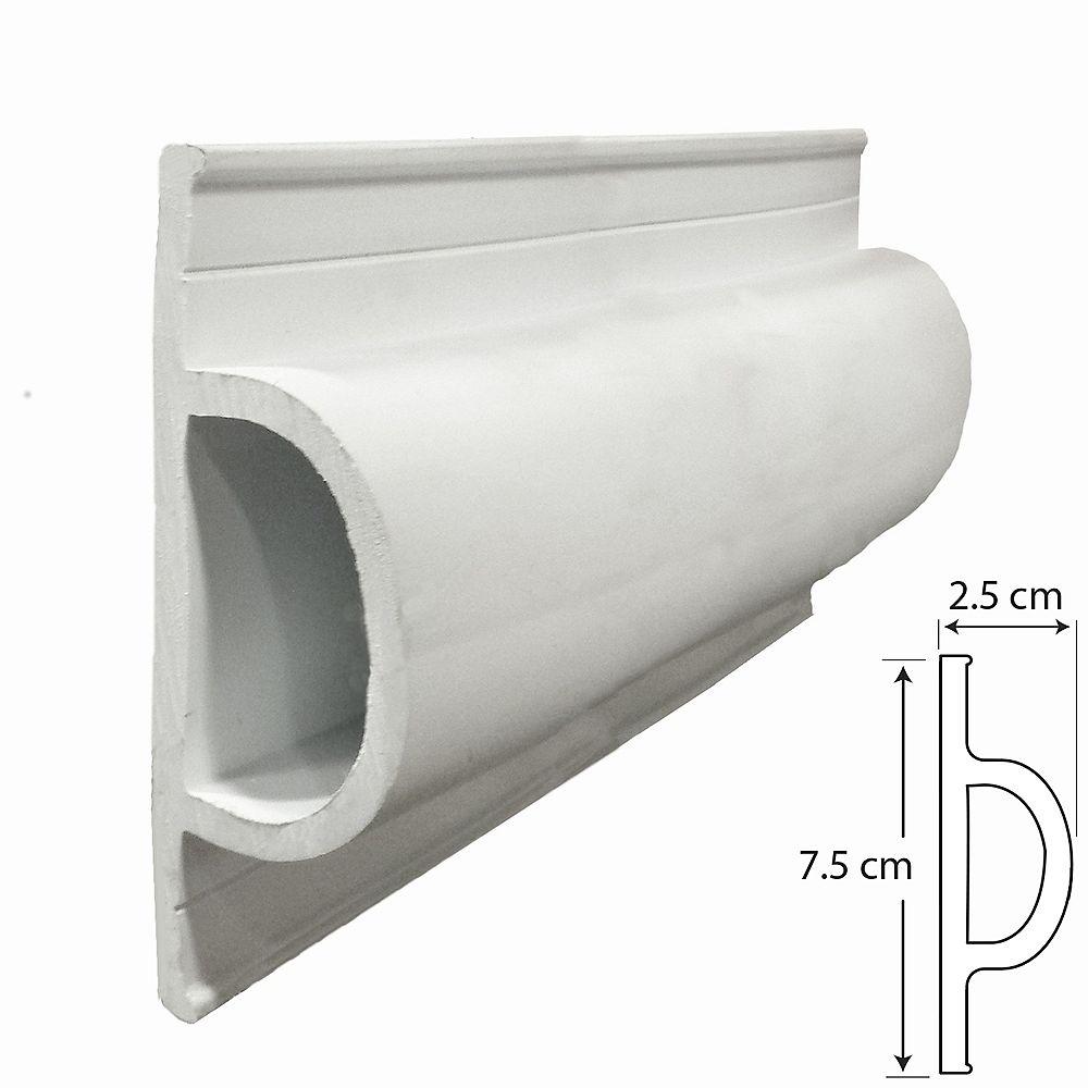 Multinautic D Model PVC Dock Bumper