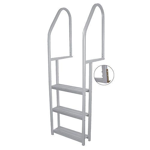 60-inch x 19-inch x 17-inch Dock Ladder