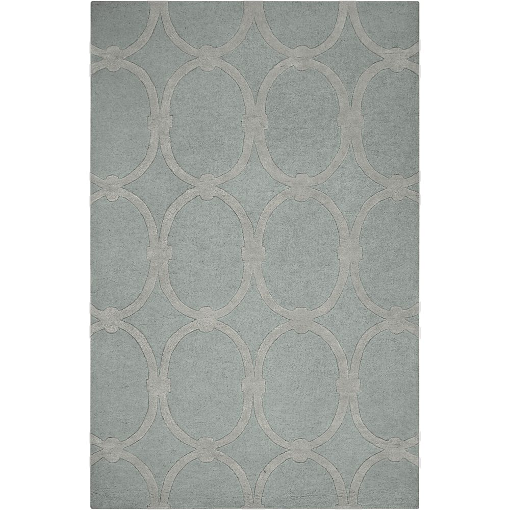 Home Decorators Collection Dalaro gris 9 ft. X 13 ft. tapis interieur