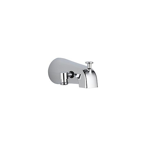 Diverter Tub Spout, Chrome