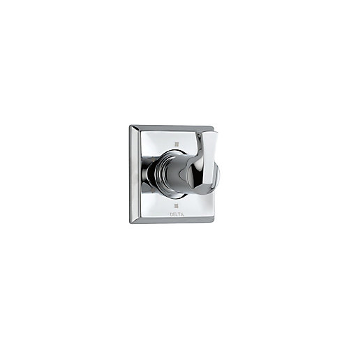 6 Setting Diverter, Chrome