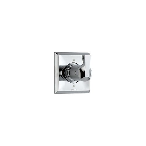 Delta 6 Setting Diverter, Chrome
