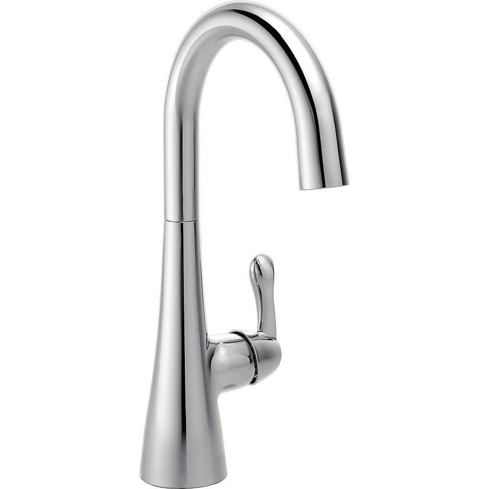 Delta Single Handle Bar/Prep Faucet, Chrome