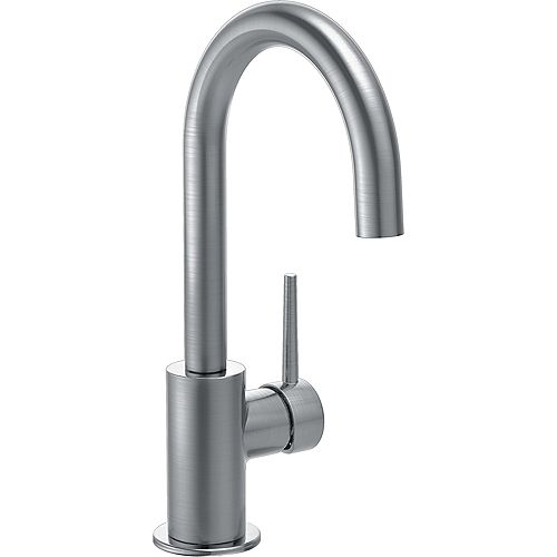 Single Handle Bar/Prep Faucet in Arctic Stainless