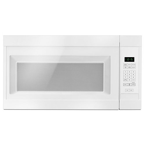 30-Inch 1.6 cu.ft. Over the Range Microwave in White