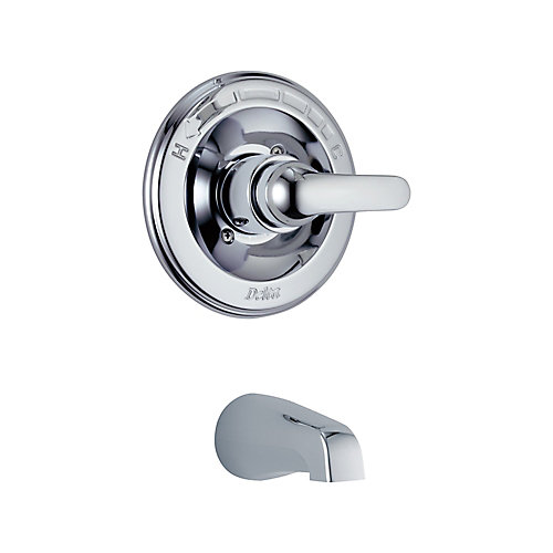Classic Monitor 13 Series Tub Trim Only, Chrome