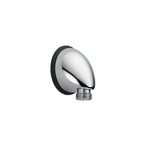 Wall Supply Elbow for Hand Shower, Chrome