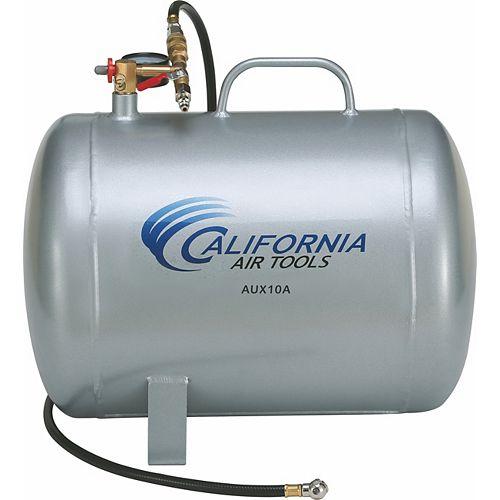 AUX10A - 10 Gallon Lightweight Portable Aluminum Air Tank
