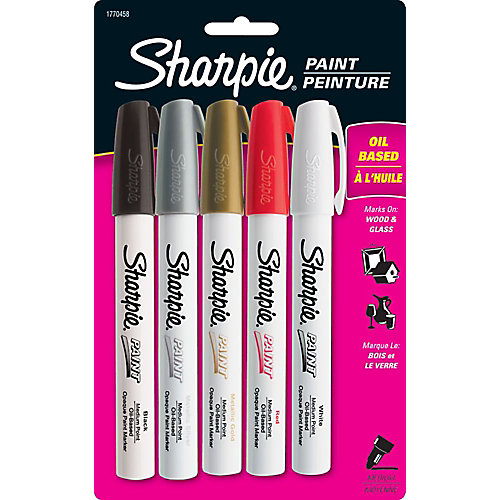 Paint Medium Asst (5-Pack)