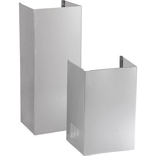 10 Ft. Ceiling Duct Cover Kit- Slate