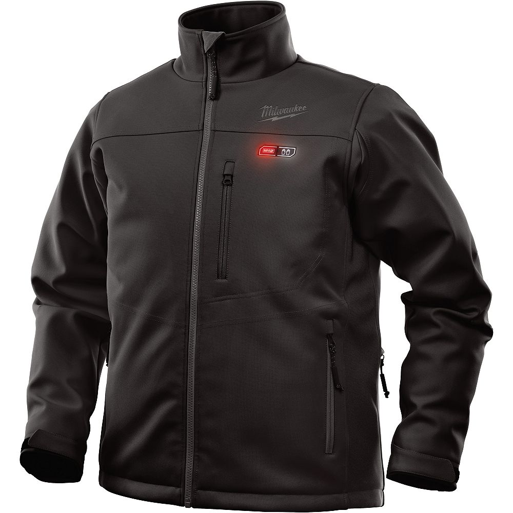 Milwaukee Tool M12 Heated Jacket Only - Black - 3XL