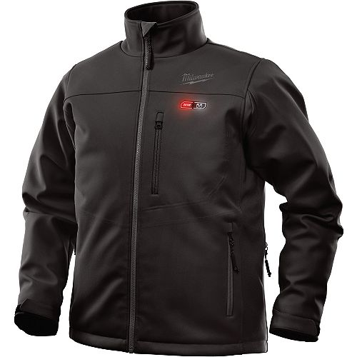 Milwaukee Tool M12 Heated Jacket Only - Black - XL