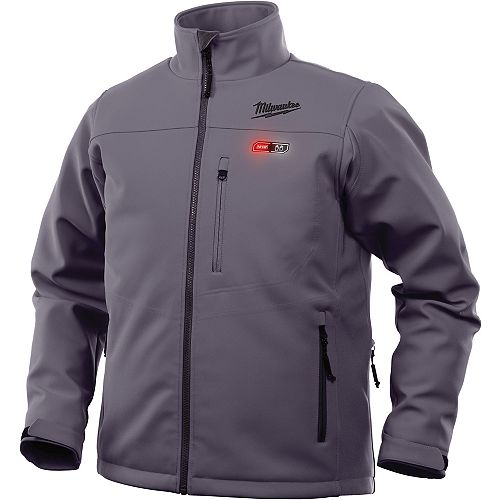 Milwaukee Tool M12 Heated Jacket Only - Gray - XL