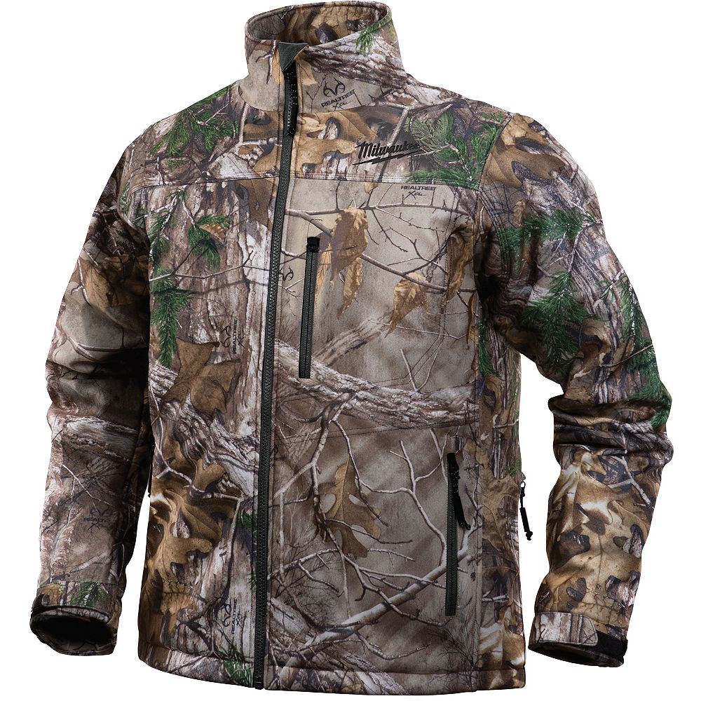 Milwaukee Tool M12 Heated Jacket Only - Realtree Xtra - Large