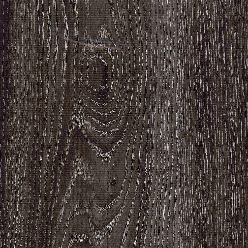 Allure Locking 7.5-inch x 47.6-inch Aspen Oak Black Luxury ...