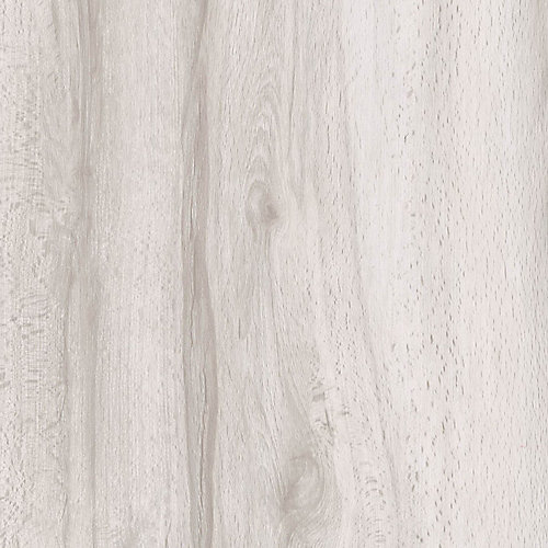 Locking Sample - White Maple Luxury Vinyl Flooring, 4-inch x 4-inch