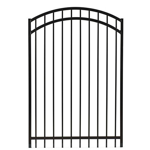 MEDALLION FENCE 60 inch X 48 inch Stanton Arched Gate