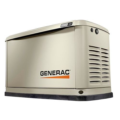 11,000W (LP)/10,000W (NG) Air Cooled Standby Generator with Wi-Fi