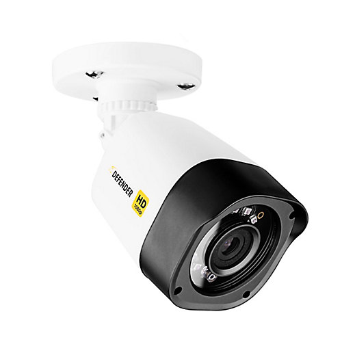 HD 1080p Indoor/Outdoor Long Range Night Vision Bullet Security Camera
