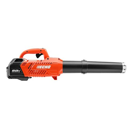 ECHO 58-Volt Lithium-Ion Brushless Cordless Blower with 2.0 Ah Battery and Charger