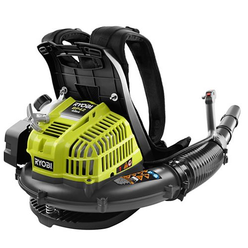 185 MPH 510 CFM Gas Backpack Leaf Blower