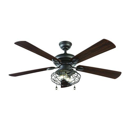Ellard 52 inch Natural Iron Ceiling Fan