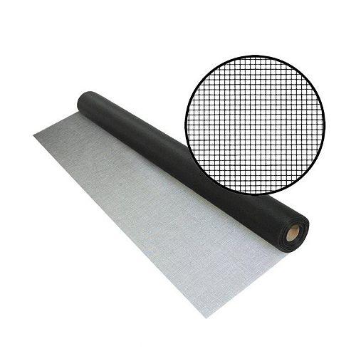 """Moustiquaire UltraVue noire 60""""x25'"""