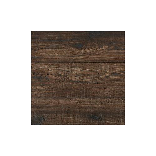12mm Thick Bisonridge Hickory Laminate Flooring (16.57 sq. ft. / case)