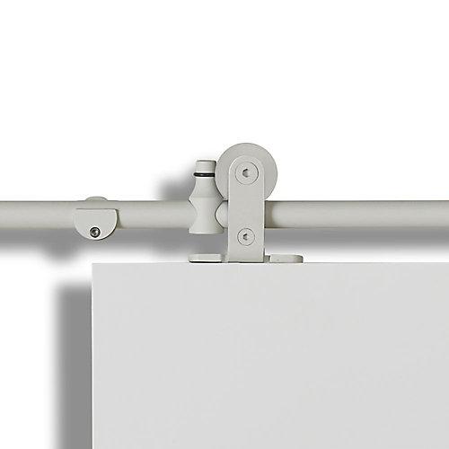 Mini-Loft Rail System White