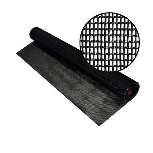 """PetScreen noir 96""""x100'"""