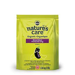 Farine de sang organique Nature's Care® 12-0-0 - 1,36 kg