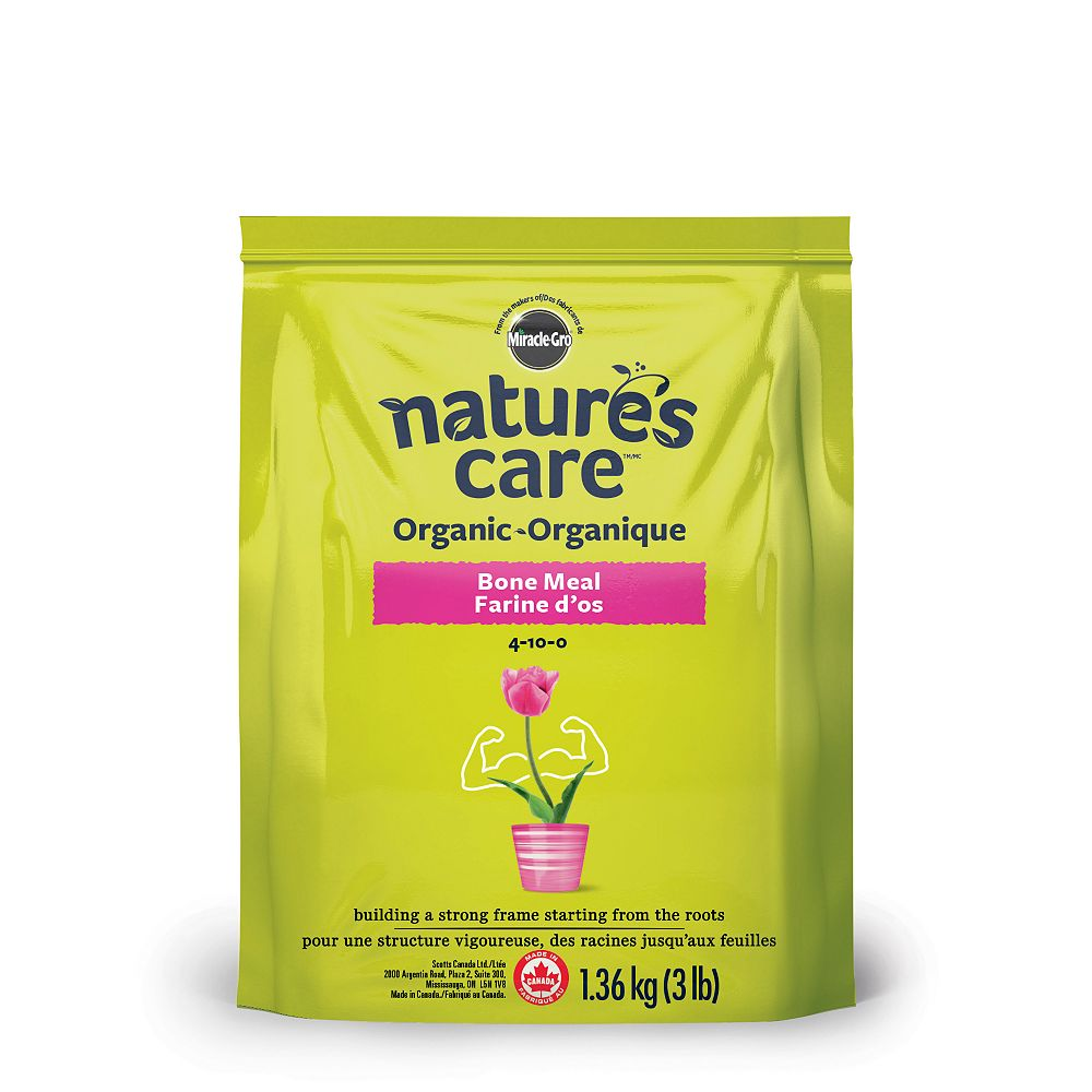 Miracle-Gro Nature's Care® Organic Bone Meal 4-10-0 1.36 kg
