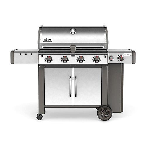 Genesis II LX S-440 Propane BBQ in Stainless Steel
