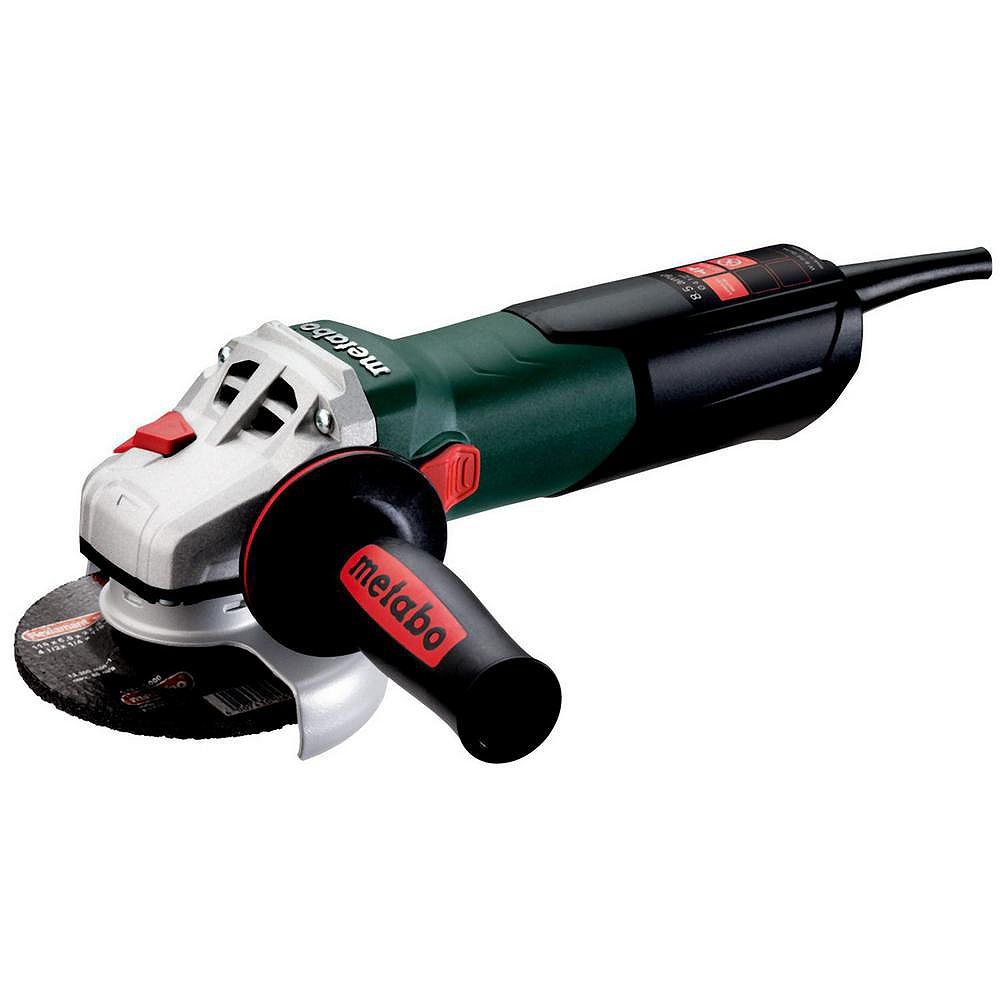 Metabo W9-115q , 4  Inch Angle Grinder