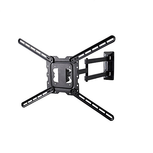 Full Motion TV Wall Mount Fits 19 Inch  - 46 Inch