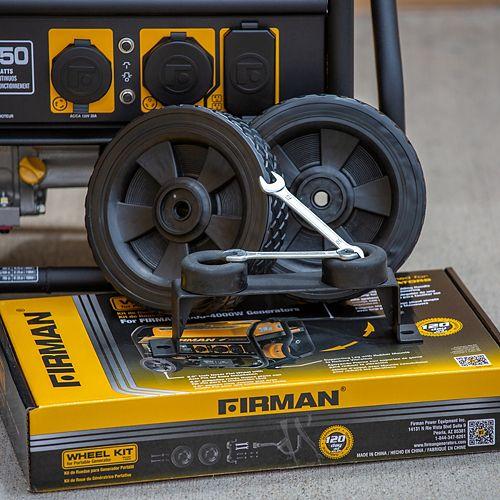 "8"" wheel kit and handle"