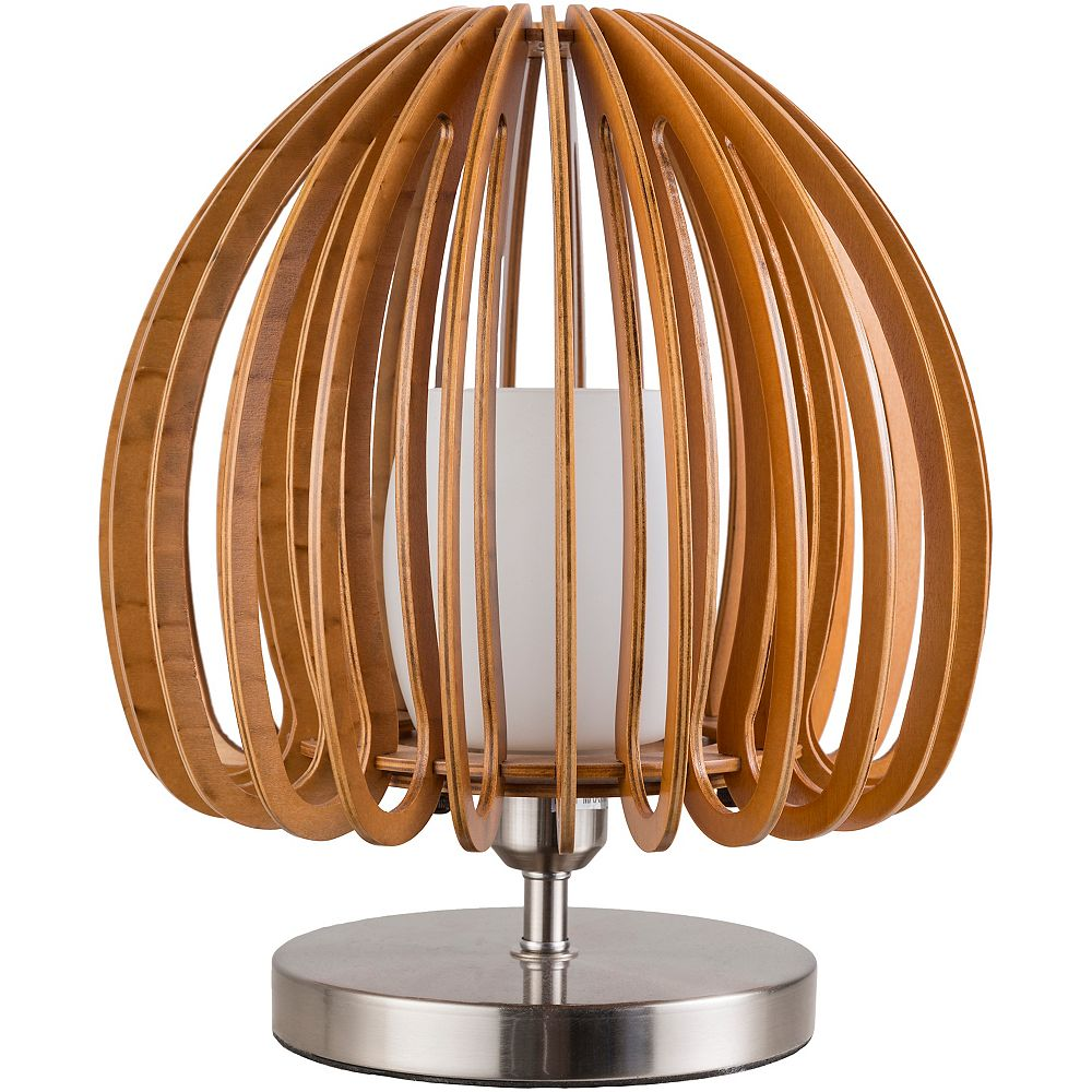 Art of Knot Bruhn 14 x 12.4 x 12.4 Lampe de Table