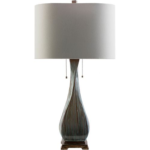 Camillo 31.75 x 17 x 10 Lampe de Table