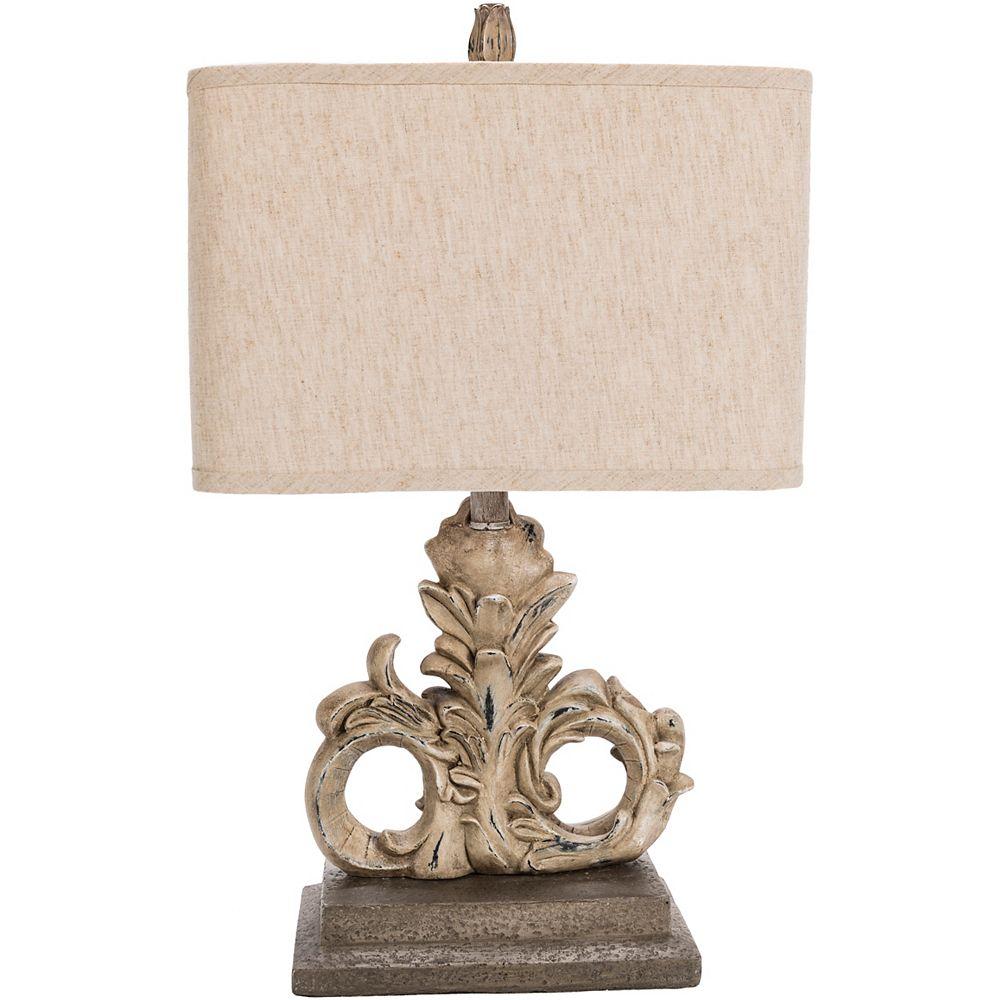 Art of Knot Zephyr 25 x 15 x 9 Lampe de Table