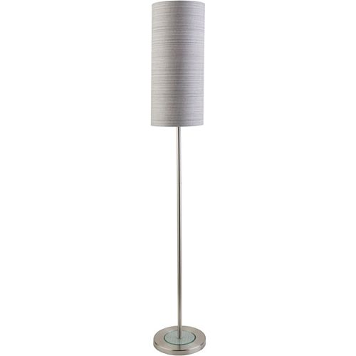 Edmund 61 x 9.84 x 9.84 Floor Lamp