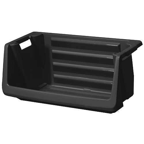 31.25-inch Stackable Open Storage Bin