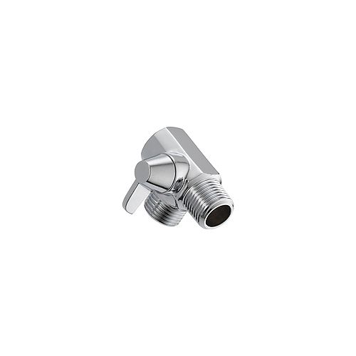 Shower Arm Diverter For Hand Shower, Chrome