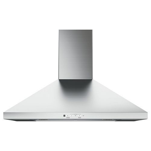GE 30-inch Convertible Wall Mount Range Hood in Stainless Steel