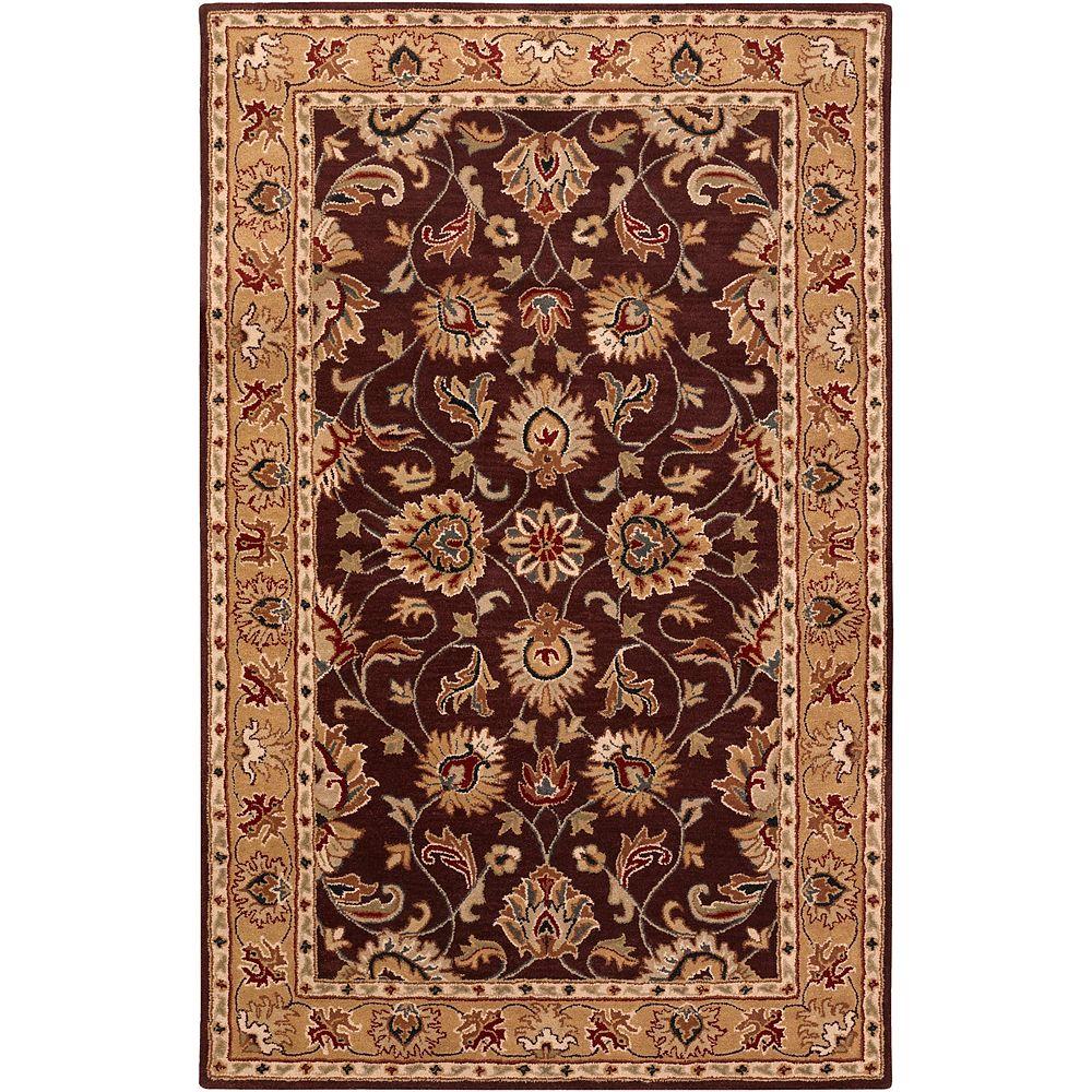 Artistic Weavers Chaka violet 8 ft. X 11 ft. tapis interieur