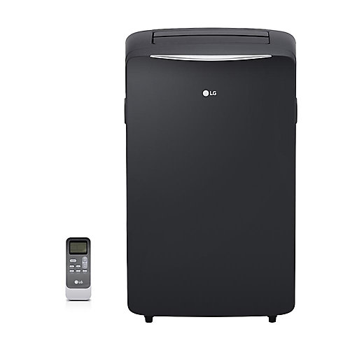 14,000 BTU 115-Volt Portable Air Conditioner with Dehumidifier and Remote