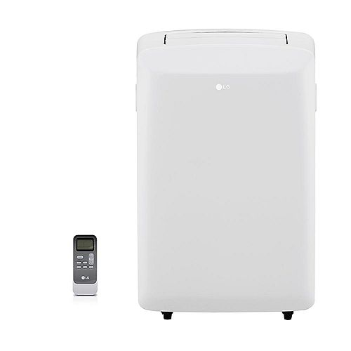 8,000 BTU Portable 3-inch-1 Air Conditioner and Dehumidifier with Oscillating Fan