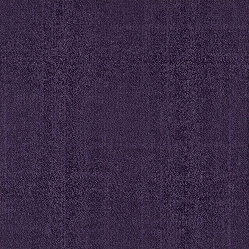 Carreau de tapis-Reed coleur Mauve (21.53 SF)