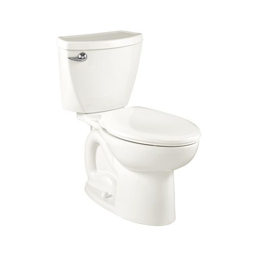 Cadet 3 10-inch Rough-In 2-Piece Single-Flush Elongated Bowl Toilet